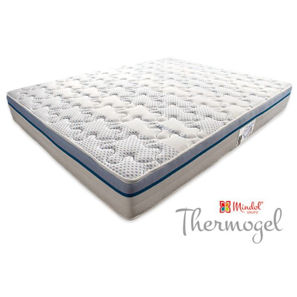 colchao mindol thermogel casal