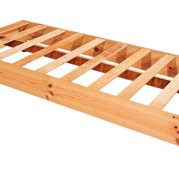 sommier mindol base fixa madeira interior
