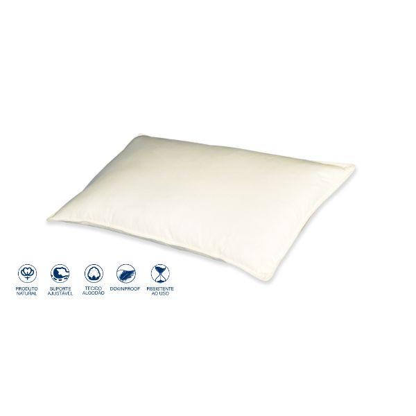 almofada molaflex duvet caracteristicas