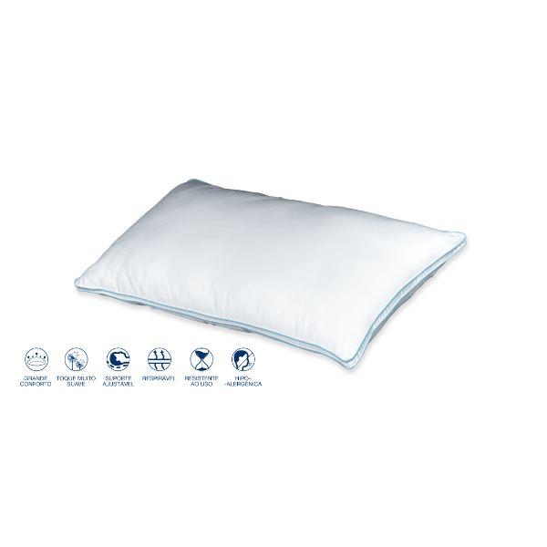 almofada molaflex mash gel caracteristicas