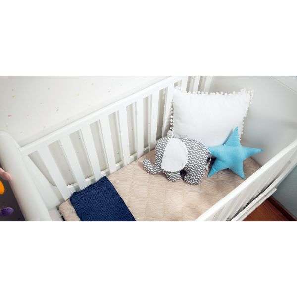 colchao molaflex baby air care beje