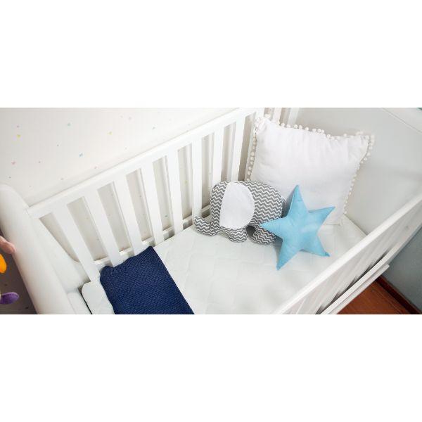 colchao molaflex baby air care branco
